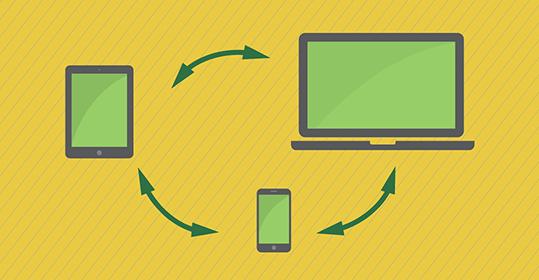 Evernote sincronizando celular, tablet e PC